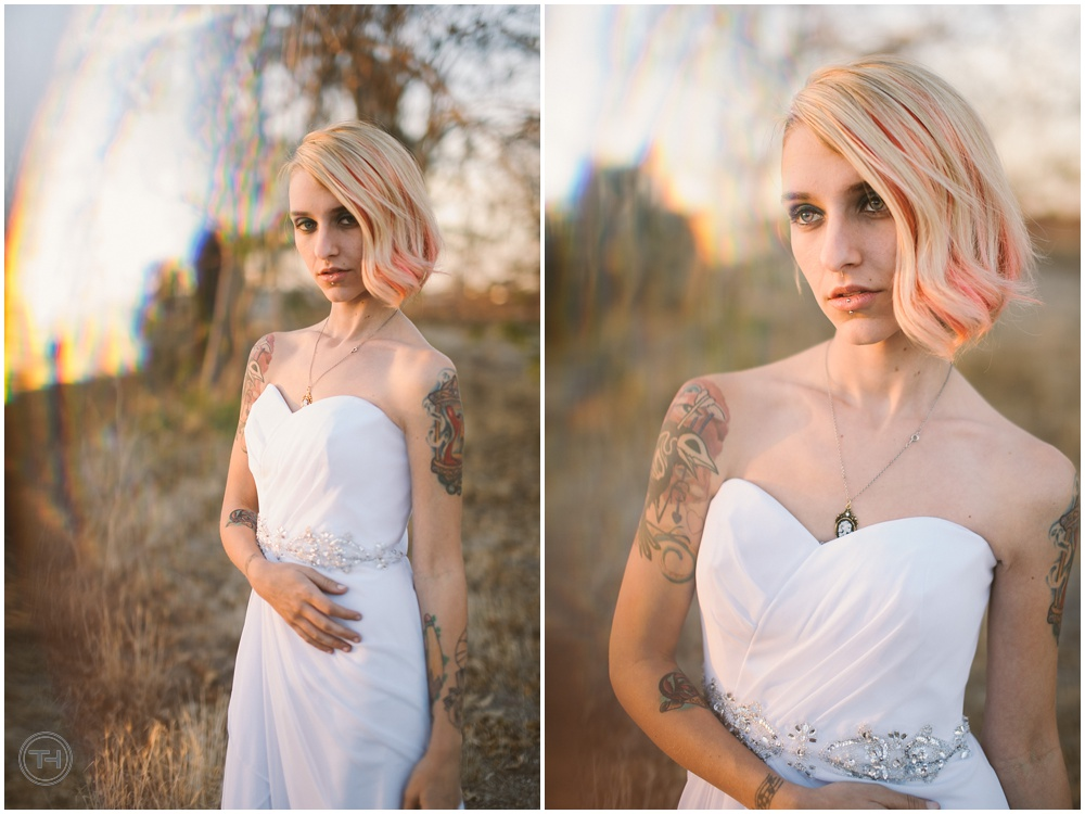 kristie, california, nick hall, roseville, california, james bitz, citrus heights, sacramento, tommy huynh, tattoo, alternative, look, edgy, portraits, wedding, portraits, portrait, field, abandoned house, nikon, sigma